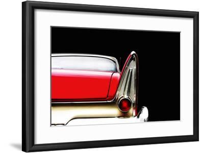 Plymouth Fury Detail-Mark Rogan-Framed Giclee Print