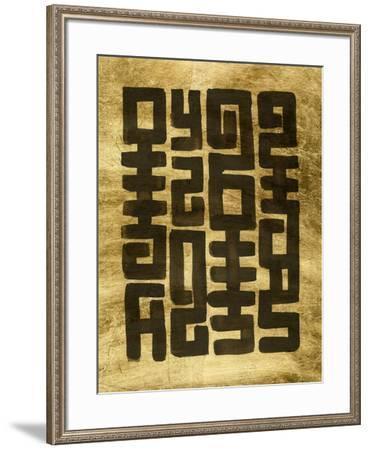 Sultana Panel I-Renée Stramel-Framed Art Print