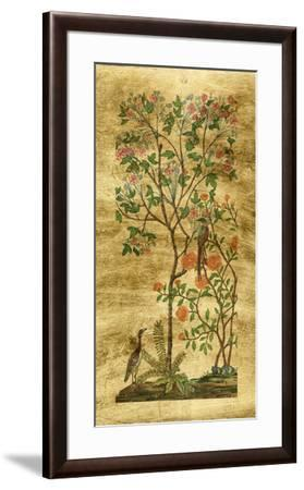 Gilded Traditional Chinoiserie I-Melissa Wang-Framed Art Print