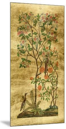 Gilded Traditional Chinoiserie I-Melissa Wang-Mounted Art Print