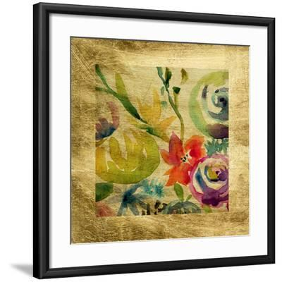 Lustr Summer Spectrum II-Chariklia Zarris-Framed Art Print