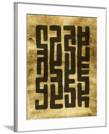 Sultana Panel II-Renée Stramel-Framed Art Print