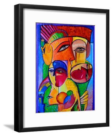 Cocktail 2-Van Hovak-Framed Art Print