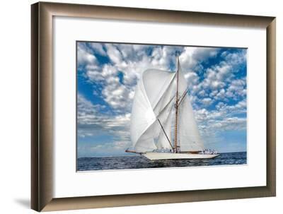 Voyage-Xavier Ortega-Framed Giclee Print