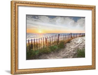 White Sands at Sunset-Celebrate Life Gallery-Framed Giclee Print