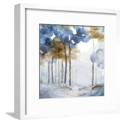 In the Blue Forest I-PI Creative Art-Framed Art Print