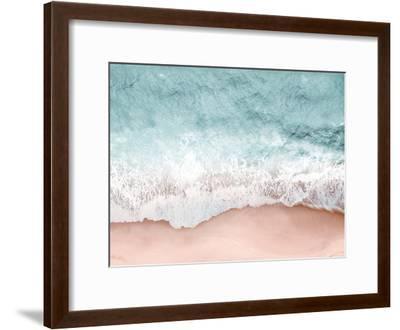 Beach Vibes III-Hope Bainbridge-Framed Art Print
