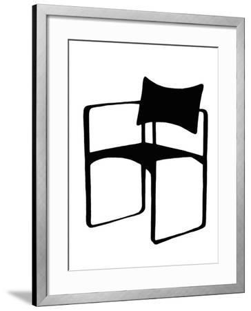 Bassano-Kristine Hegre-Framed Giclee Print