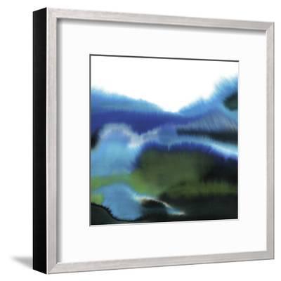 Inkiest Of Worlds-Maja Gunnarsdottir-Framed Giclee Print