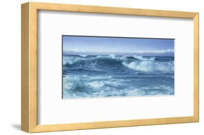 A Summer Morning-David James-Framed Premium Giclee Print
