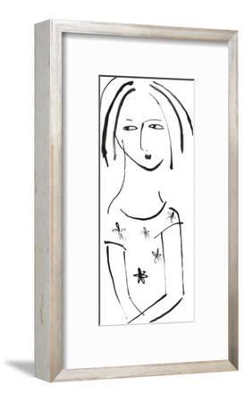 Elsie-Clara Wells-Framed Giclee Print