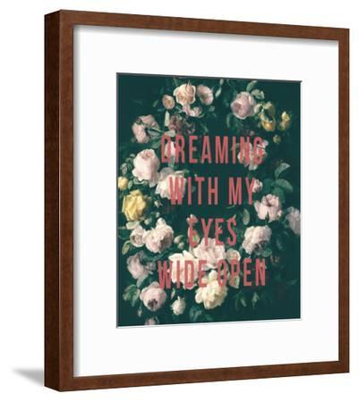 Garland Of Dreams-Henriette de Longchamp-Framed Giclee Print