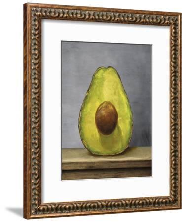 Avocado Artwork-Tania Bello-Framed Giclee Print