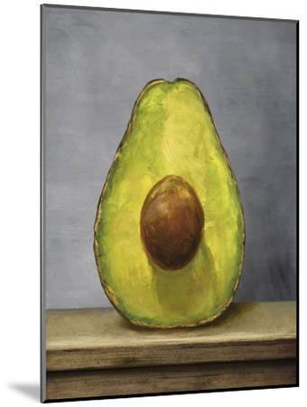 Avocado Artwork-Tania Bello-Mounted Giclee Print