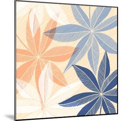 Modern Hawaiian Print Ii-Modern Tropical-Mounted Art Print