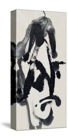Self Portrait-Chi Wen-Stretched Canvas Print