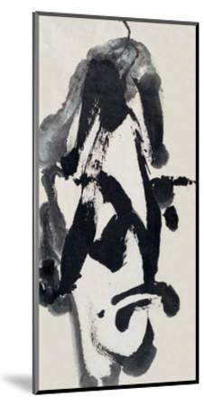 Self Portrait-Chi Wen-Mounted Giclee Print