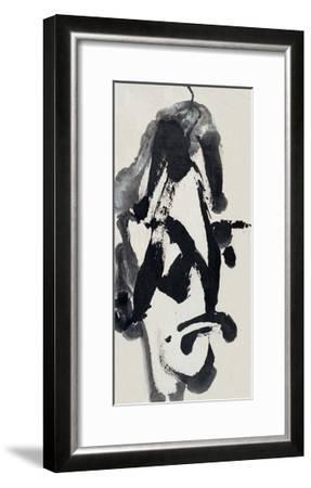 Self Portrait-Chi Wen-Framed Giclee Print