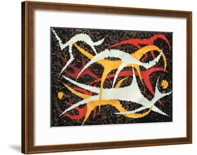 Strength and Beauty-Chuankuei Hung-Framed Giclee Print