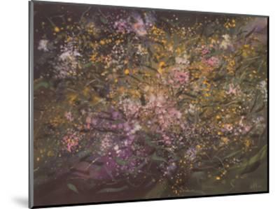 Pink Party-Pihua Hsu-Mounted Giclee Print
