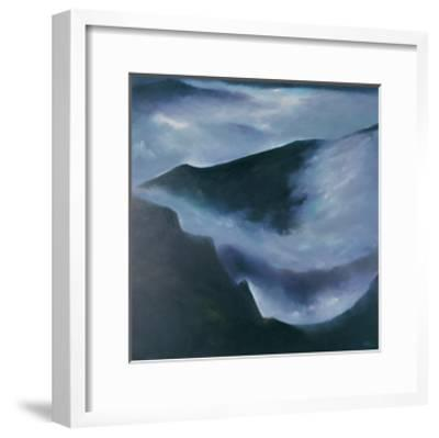 Surrounded by Clouds-Pihua Hsu-Framed Giclee Print