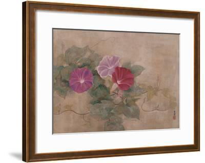 Morning Color-Chenwen Chang-Framed Premium Giclee Print