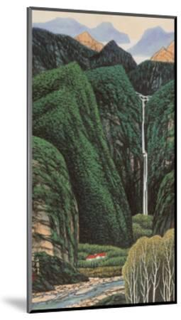 Tranquil Life in Mountains-Chingkuen Chen-Mounted Giclee Print