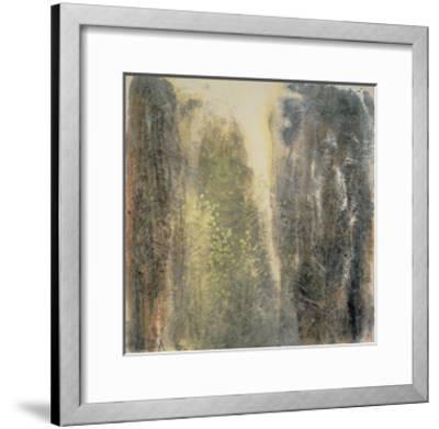 Spring Girl-Yunlan He-Framed Giclee Print