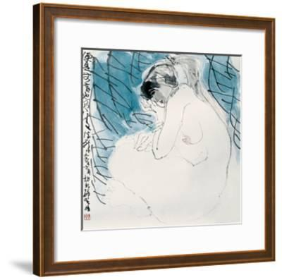 Silent Attraction-Zui Chen-Framed Premium Giclee Print