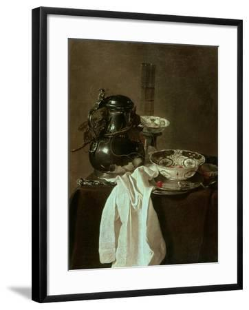 Pewter, China and Glass, 1649-Jan Jansz Treck-Framed Giclee Print
