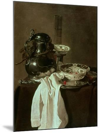Pewter, China and Glass, 1649-Jan Jansz Treck-Mounted Giclee Print