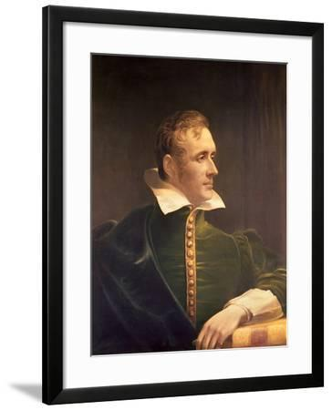 Sir Thomas Stamford Raffles (1781-1826)-James Lonsdale-Framed Giclee Print