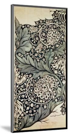 Design for Avon Chintz, circa 1886-William Morris-Mounted Giclee Print