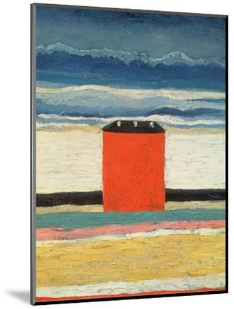 Red House, 1932-Kasimir Malevich-Mounted Premium Giclee Print