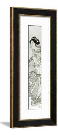 Dancer--Framed Giclee Print