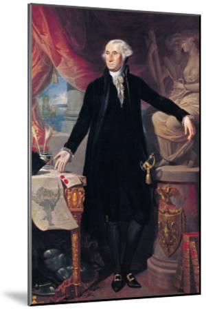 Portrait of George Washington (1732-99) 1796-Jose Perovani-Mounted Giclee Print