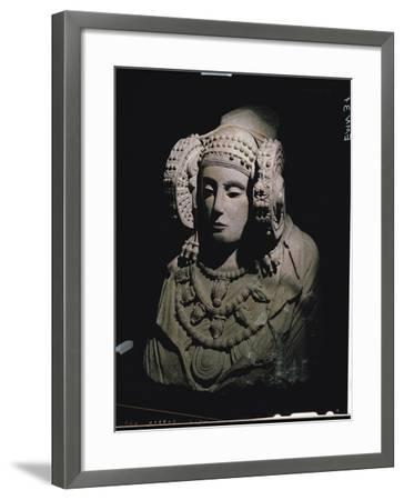 The Lady of Elche--Framed Giclee Print