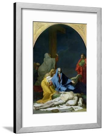 The Deposition, 1789-Jean-Baptiste Regnault-Framed Giclee Print