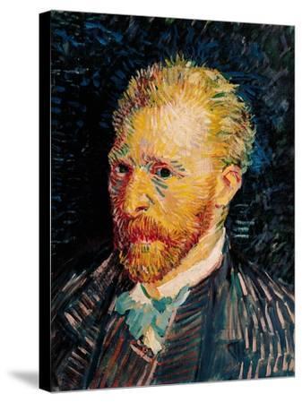 Self Portrait, c.1887-Vincent van Gogh-Stretched Canvas Print