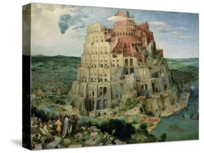 The Tower of Babel, c.1563-Pieter Bruegel the Elder-Stretched Canvas Print