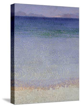 The Iles D'Or (The Iles D'Hyeres, Var), circa 1891-92-Henri Edmond Cross-Stretched Canvas Print