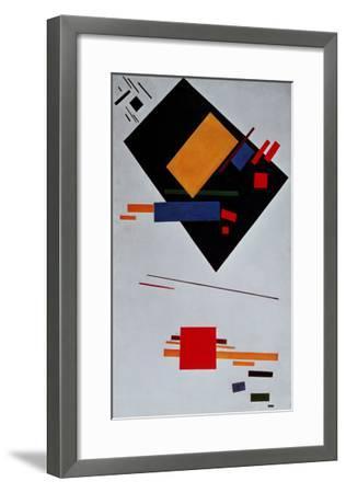 Suprematist Composition, 1915-Kasimir Malevich-Framed Giclee Print