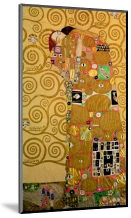 Fulfillment, Stoclet Frieze, c.1909-Gustav Klimt-Mounted Giclee Print