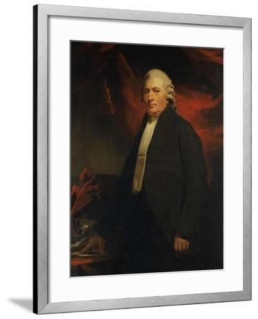 Portrait of the Rt. Hon-Sir Henry Raeburn-Framed Giclee Print