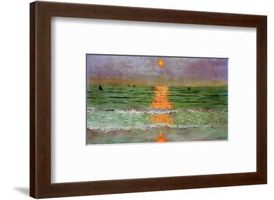 Sunset, 1913-F?lix Vallotton-Framed Premium Giclee Print