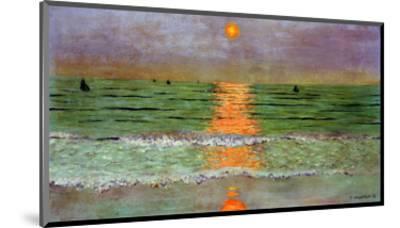 Sunset, 1913-F?lix Vallotton-Mounted Premium Giclee Print