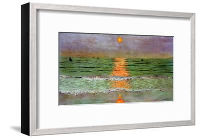 Sunset, 1913-F?lix Vallotton-Framed Giclee Print
