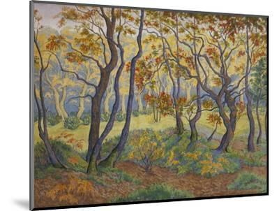 Edge of the Forest-Paul Ranson-Mounted Premium Giclee Print