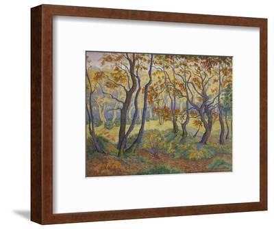 Edge of the Forest-Paul Ranson-Framed Premium Giclee Print