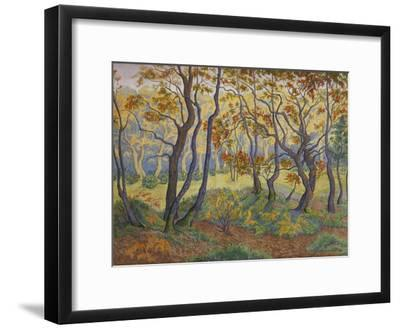 Edge of the Forest-Paul Ranson-Framed Giclee Print